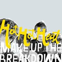 Hot Hot Heat - Make Up The Breakdown (Cover Artwork)