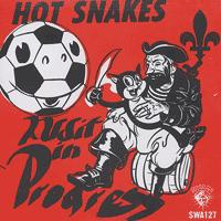 Hot Snakes - Audit In Progress (Cover Artwork)