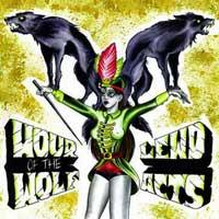 Hour of the Wolf / Lewd Acts - Split (Cover Artwork)