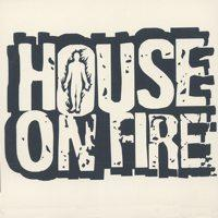 House On Fire - House On Fire (Cover Artwork)
