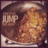 How Do We Jump This High? - Deep Stationary (Cover Artwork)