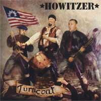 Howitzer - Turncoat [7 inch] (Cover Artwork)
