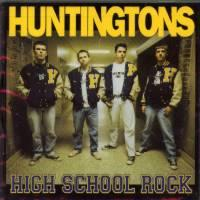 Huntingtons - High School Rock (Cover Artwork)