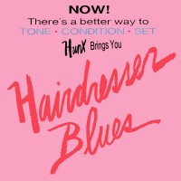 Hunx - Hairdresser Blues (Cover Artwork)
