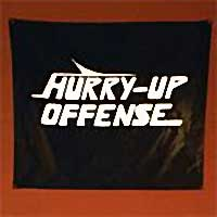 Hurry-Up Offense - Donald Moore (Cover Artwork)