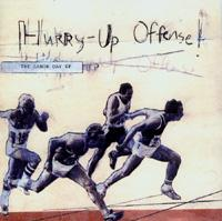 Hurry-Up Offense - The Labor Day EP (Cover Artwork)