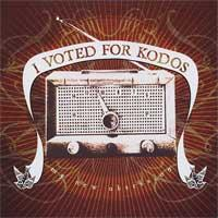 I Voted for Kodos - My New Obession (Cover Artwork)
