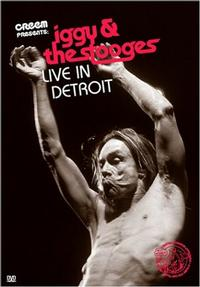 The Stooges - Live In Detroit DVD (Cover Artwork)