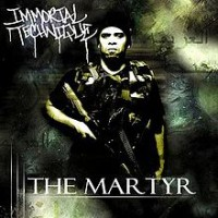 Immortal Technique - The Martyr (Cover Artwork)