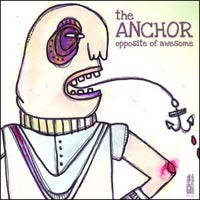 In the Red / The Anchor - Split [7-inch] (Cover Artwork)