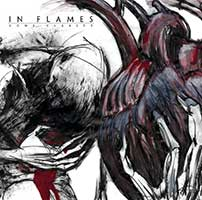 In Flames - Come Clarity (Cover Artwork)