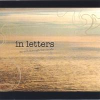 In Letters - An Exit Through the Clouds (Cover Artwork)
