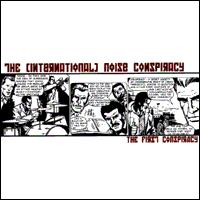 The (International) Noise Conspiracy - The First Conspiracy (Cover Artwork)