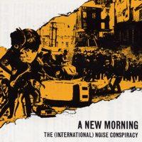 The (International) Noise Conspiracy - A New Morning Changing Weather (Cover Artwork)