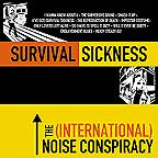 The (International) Noise Conspiracy - Survival Sickness (Cover Artwork)