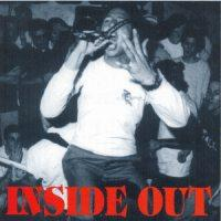 Inside Out - No Spiritual Surrender (Cover Artwork)