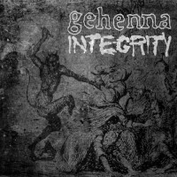 Integrity / Gehenna - Split [7-inch] (Cover Artwork)