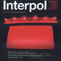 Interpol - Turn on the Bright Lights (Cover Artwork)