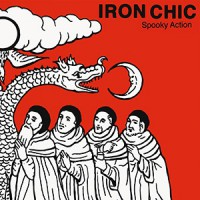 Iron Chic - Spooky Action [7-inch] (Cover Artwork)