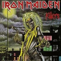 Iron Maiden - Killers (Cover Artwork)