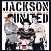 Jackson United - Harmony and Dissidence (Cover Artwork)