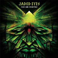 Jaded Eyes - Gods and Monsters (Cover Artwork)