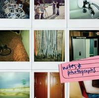 JamisonParker - Notes & Photographs (Cover Artwork)