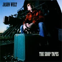 Jason Welt - The Shop Tapes (Cover Artwork)
