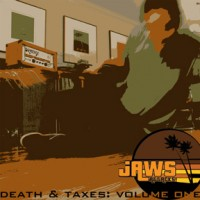 Jaws - Death & Taxes: Volume One (Cover Artwork)