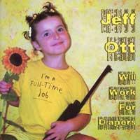 Jeff Ott - Will Work For Diapers (Cover Artwork)