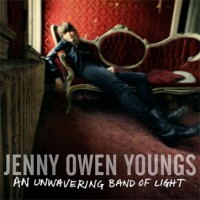 Jenny Owen Youngs - An Unwavering Band of Light (Cover Artwork)