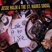 Jesse Malin - Love It to Life (Cover Artwork)