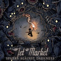 Jet Market - Sparks Against Darkness (Cover Artwork)