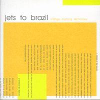 Jets To Brazil - Orange Rhyming Dictionary (Cover Artwork)