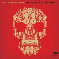 JG Thirlwell - The Venture Brothers: The Music of JG Thirlwell (Cover Artwork)