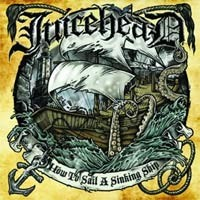 JuiceheaD - How to Sail a Sinking Ship (Cover Artwork)