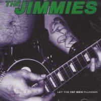 The Jimmies - Let The Fat Men Plunder (Cover Artwork)