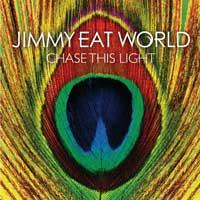 Jimmy Eat World - Chase This Light (Cover Artwork)