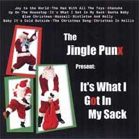 Jingle Punx - It's What I Got in My Sack (Cover Artwork)