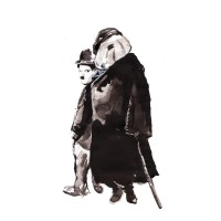 Joan of Arc - Joan of Arc, or Charlie Chaplin and The Elephant Man (Cover Artwork)