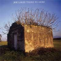 Joe Lally - There to Here (Cover Artwork)