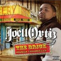 Joell Ortiz - The Brick: Bodega Chronicles (Cover Artwork)
