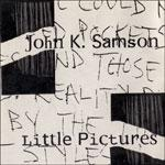 John K. Samson - Little Pictures (Cover Artwork)