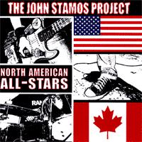 The John Stamos Project - North American All-Stars (Cover Artwork)