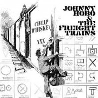 Johnny Hobo & The Freight Trains - Caught in the Act of Not Being Awesome (Cover Artwork)