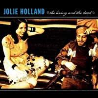 Jolie Holland - The Living and the Dead (Cover Artwork)