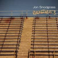Jon Snodgrass - Visitor's Band (Cover Artwork)