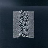 Joy Division - Unknown Pleasures (Cover Artwork)