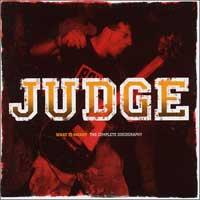 Judge - What It Meant: The Complete Discography (Cover Artwork)