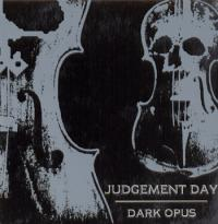 Judgement Day - Dark Opus (Cover Artwork)